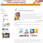 Website cu stil si design deosebit!