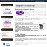 Website-ul magicianului nostru!